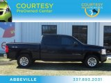 2010 Black Granite Metallic Chevrolet Silverado 1500 LT Crew Cab 4x4 #76018217