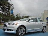 2013 Ingot Silver Metallic Ford Fusion Titanium AWD #76017743