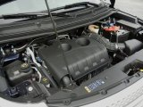 2013 Ford Explorer EcoBoost 2.0 Liter EcoBoost DI Turbocharged DOHC 16-Valve Ti-VCT 4 Cylinder Engine