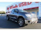 2012 Magnetic Gray Metallic Toyota Tundra Double Cab #76017723