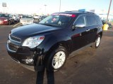 2011 Black Granite Metallic Chevrolet Equinox LTZ #76017987