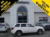 2006 Stone White Jeep Grand Cherokee Limited 4x4 #7581091