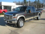 2008 Ford F250 Super Duty Dark Stone Metallic