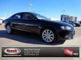 2013 Brilliant Black Audi A4 2.0T Sedan #76072197