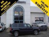2007 Steel Blue Metallic Jeep Patriot Sport 4x4 #7581093
