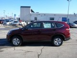 2013 Basque Red Pearl II Honda CR-V LX AWD #76072441