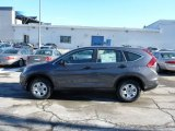 2013 Polished Metal Metallic Honda CR-V LX AWD #76072434
