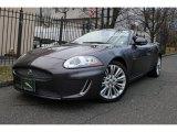 2010 Pearl Grey Metallic Jaguar XK XK Convertible #76071914