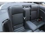 2010 Jaguar XK XK Convertible Rear Seat