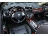 2010 Jaguar XK XK Convertible Warm Charcoal Interior