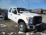 2013 Ford F350 Super Duty XL Crew Cab 4x4 Chassis Data, Info and Specs