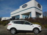 2013 Oxford White Ford Escape SE 1.6L EcoBoost 4WD #76071905