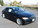 2006 Black Sapphire Metallic BMW 3 Series 330i Sedan #76071900