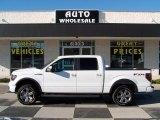 2011 Oxford White Ford F150 FX4 SuperCrew 4x4 #76072294