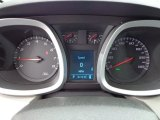 2010 Chevrolet Equinox LT Gauges