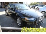 2013 Brilliant Black Audi A4 2.0T quattro Sedan #76072539