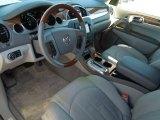 2008 Buick Enclave CXL Titanium/Dark Titanium Interior