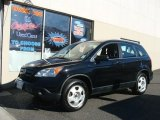 2009 Crystal Black Pearl Honda CR-V LX 4WD #76072524