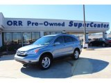 2011 Glacier Blue Metallic Honda CR-V EX-L #76072266