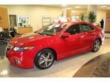 2013 Acura TSX Special Edition Data, Info and Specs