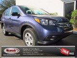 2013 Twilight Blue Metallic Honda CR-V LX #76071840