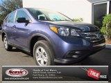 2013 Twilight Blue Metallic Honda CR-V LX #76071840