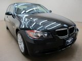 2007 Black Sapphire Metallic BMW 3 Series 328xi Sedan #76071830