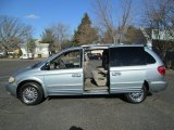 2003 Butane Blue Pearl Chrysler Town & Country Limited #76072486