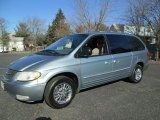 2003 Chrysler Town & Country Butane Blue Pearl