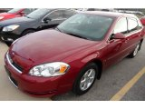 2006 Sport Red Metallic Chevrolet Impala LT #76072355