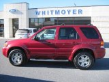 2006 Redfire Metallic Ford Escape Limited 4WD #76072345