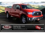 2010 Radiant Red Toyota Tundra SR5 Double Cab 4x4 #76071809