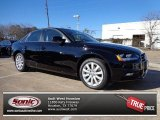 2013 Brilliant Black Audi A4 2.0T Sedan #76072203