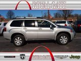 2011 Quick Silver Metallic Mitsubishi Endeavor LS #76127270