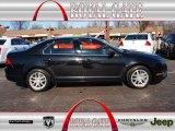 2011 Tuxedo Black Metallic Ford Fusion SEL V6 #76127268