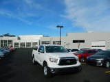 2013 Super White Toyota Tundra Double Cab #76128010