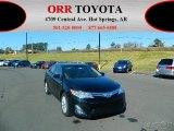 2012 Attitude Black Metallic Toyota Camry Hybrid XLE #76128008