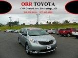 2011 Silver Sky Metallic Toyota Sienna  #76128171