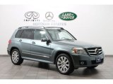 2012 Sapphire Grey Metallic Mercedes-Benz GLK 350 4Matic #76127566