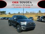 2013 Magnetic Gray Metallic Toyota Tundra Double Cab #76128001