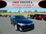 2012 Attitude Black Metallic Toyota Camry Hybrid XLE #76127989