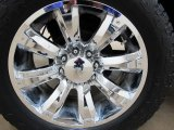 2006 Hummer H2 SUV Custom Wheels