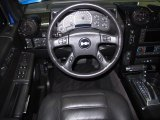 2006 Hummer H2 SUV Steering Wheel