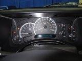 2006 Hummer H2 SUV Gauges