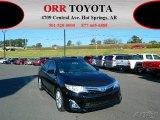 2012 Attitude Black Metallic Toyota Camry Hybrid XLE #76127979
