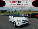 2012 Blizzard White Pearl Toyota RAV4 Limited #76127975