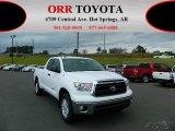 2013 Super White Toyota Tundra Double Cab #76127964