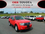 2009 Torch Red Ford Escape XLT V6 #76128142
