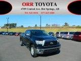 2010 Black Toyota Tundra SR5 Double Cab #76128139