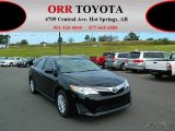 2012 Attitude Black Metallic Toyota Camry LE #76127956
